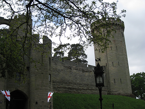 Англия, замок Ворик